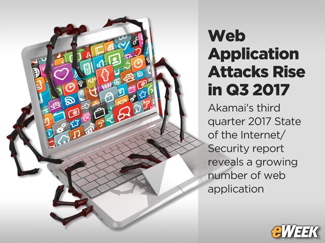 Akamai Finds Web App Attacks Increased in Q3 2017