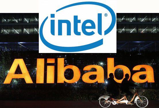 alibaba intel