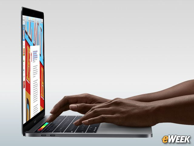 Bring Touch Bar to Other Devices