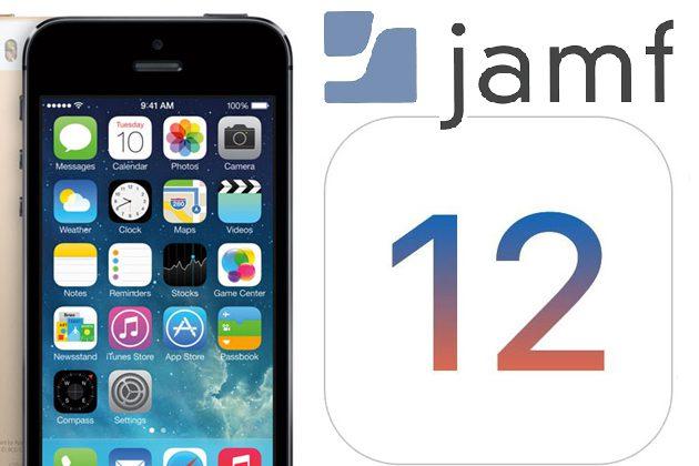 Apple.Jamf.iOS12