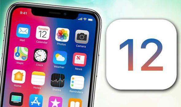 Apple.iOS12