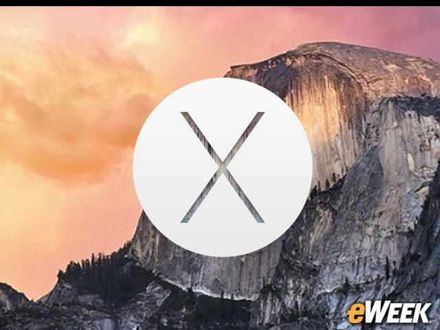 Apple Will Talk About an OS X Upgrade