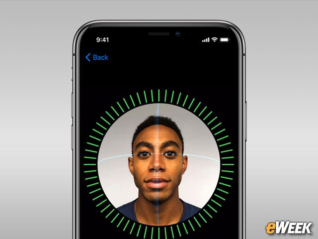 Face ID Facial Scanner the Top New Feature