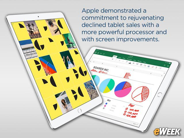 Apple Bolsters iPad Pro Features in Bid to Rejuvenate Tablet Sales