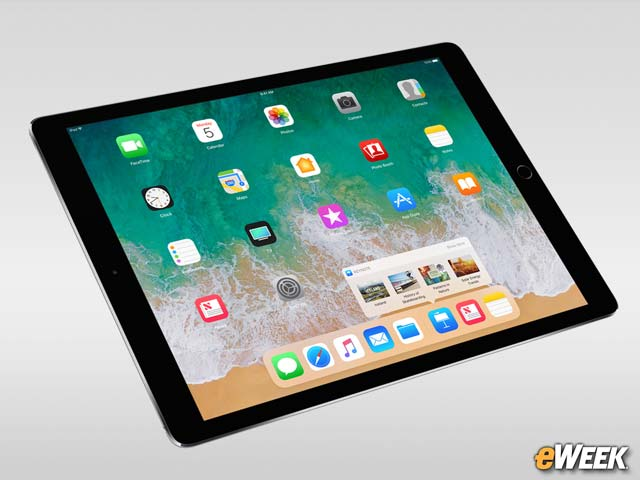 Apple Tinkers With iPad Pro Screens