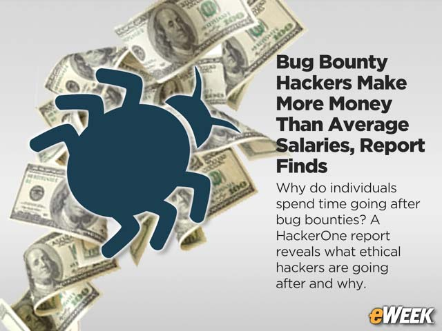 Bug Bounty Hackers Make More Money Than Average Salaries, Report Finds