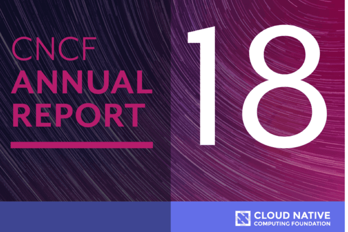 CNCF Annual Report 2018
