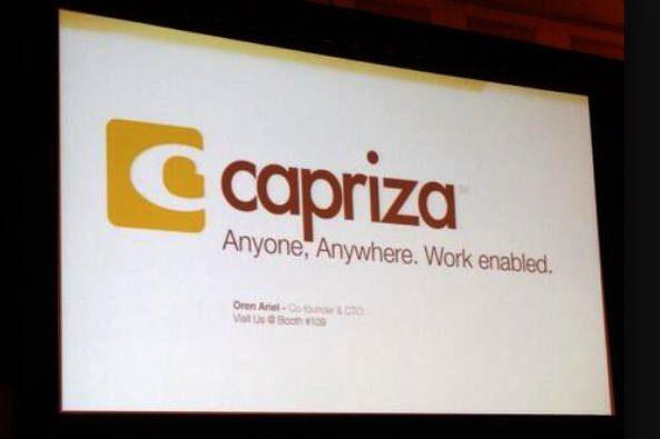 Capriza VC funding