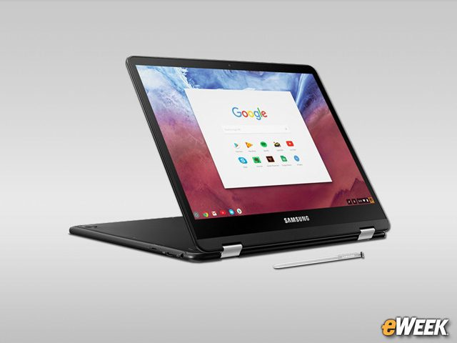 The Professional Samsung Chromebook Pro