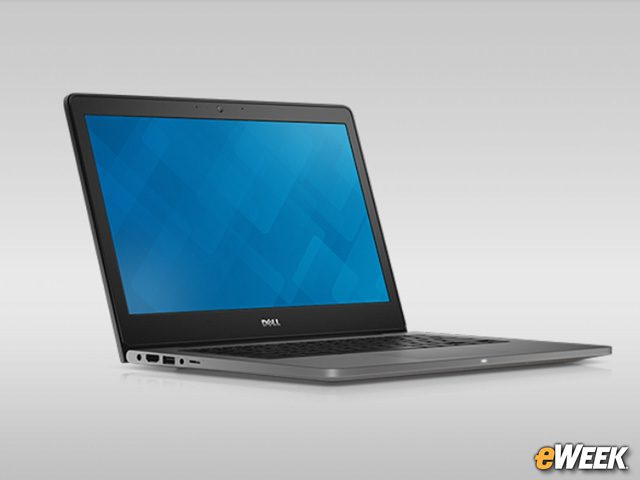 Dell's Workhorse Chromebook 13