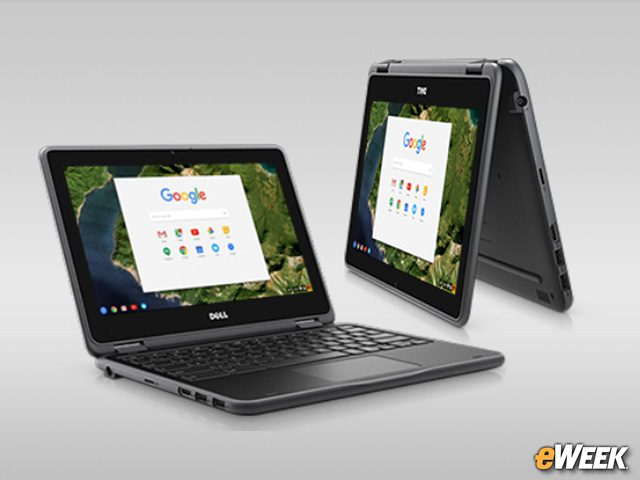 Dell's More Affordable Chromebook 3189