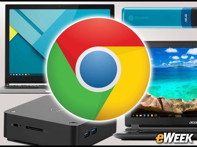 10 Chromebooks, Chromeboxes Adding to Rising Chrome OS Device Sales