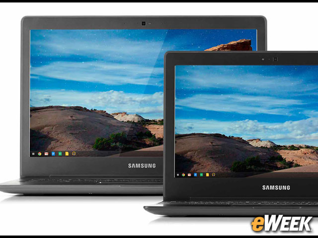 Samsung Gets Into the Mix With Chromebook 2