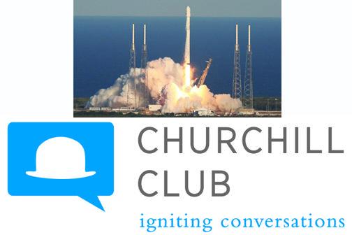 Churchill.Club.space.commerce