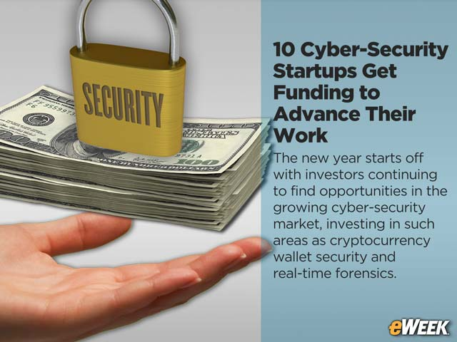 10 Cyber-Security Startups Get Funding to Advance Their Work