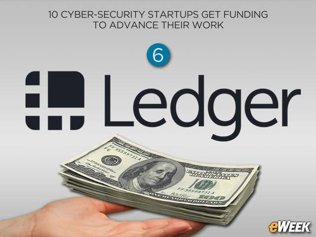 Cryptocurrency Wallet Vendor Ledger Raises $75M