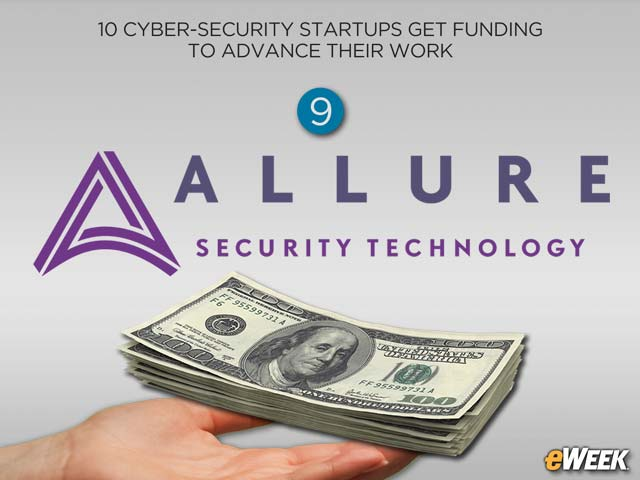 Allure Security Raises $5.3M for Data Loss Detection and Response