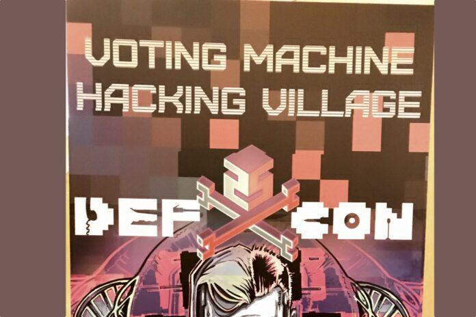 DEFCON voting village