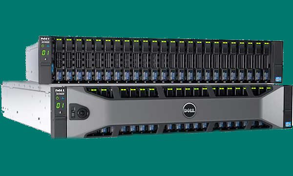 Dell data center convergence