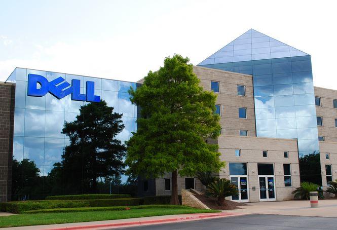 new Dell array