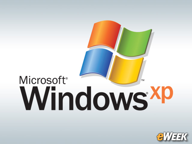 Windows XP Continues to Fade From the Market