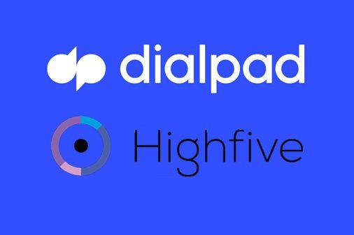 Dialpad.Highfive.logos