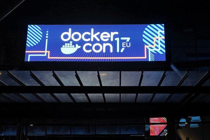 DockerCon EU 17