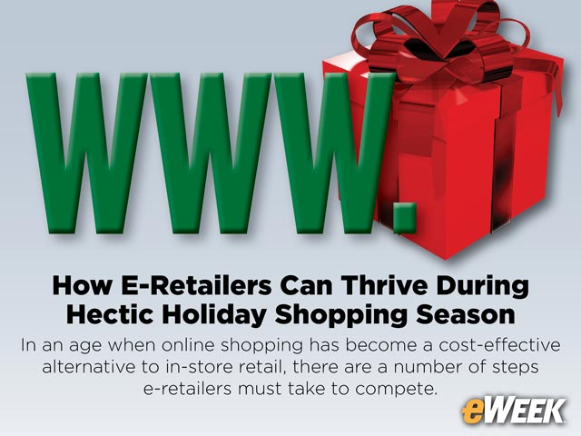 How E-Retailers Can Thrive During Hectic Holiday Shopping Season