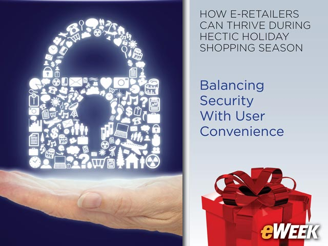 Balancing Security With User Convenience