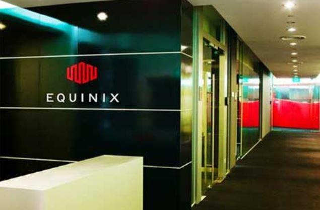 Equinix data center services provider