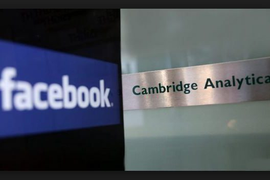 Facebook.Cambridge.analytica.logos
