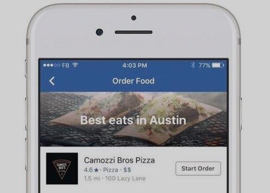 Facebook.food.ordering