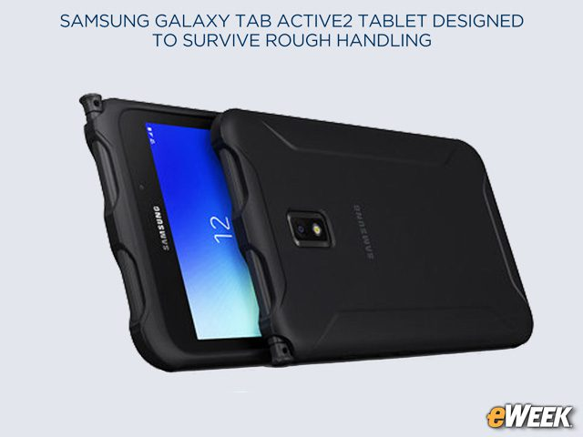 Galaxy Tab Active2 Comes in Two Models