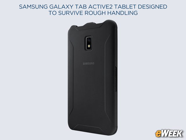 Galaxy Tab Active2 Ships With Adequate Memory