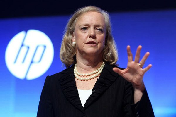 HP flat earnings