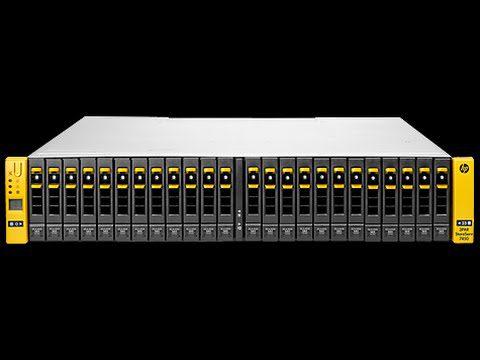 HP 3PAR Flash Storage
