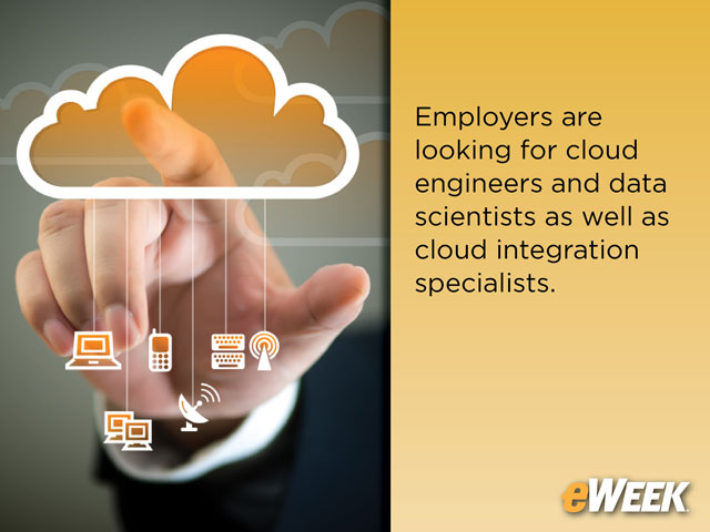 There's High Demand for Cloud Computing Specialists
