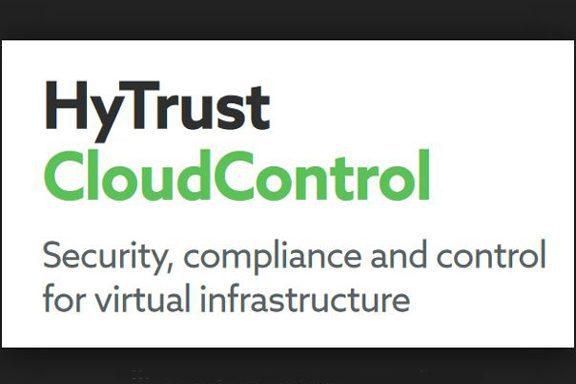 HyTrust.Cloud.Control2019