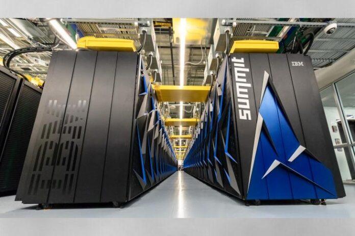 IBM.Summit.supercomputer