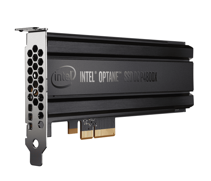 New 3D xPoint Drives from Intel