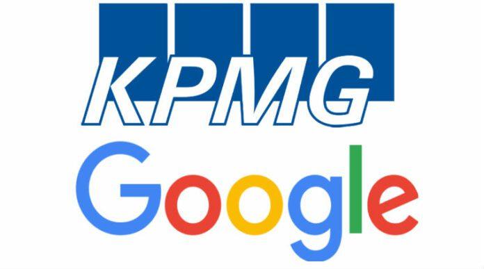 KPMG.Google.logos