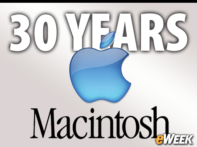 Macintosh Remains an Admired Computing Icon 30 Years After Its Debut