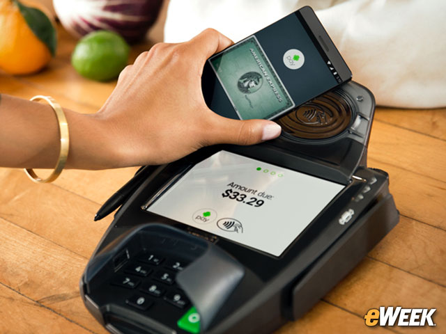 Google Introduces Android Pay