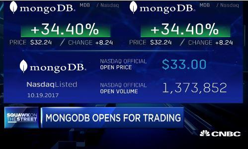 MongoDB.IPO