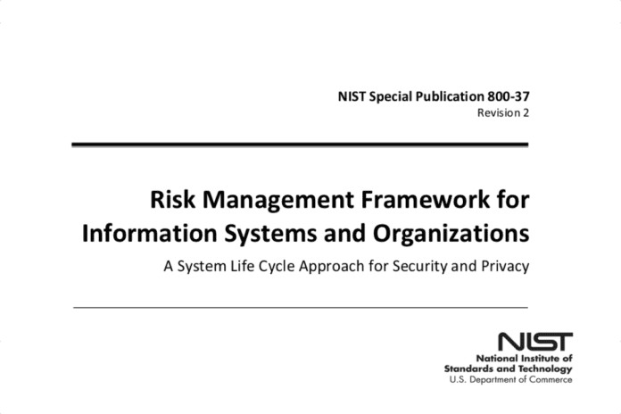 NIST Releases Risk Management Framework Update