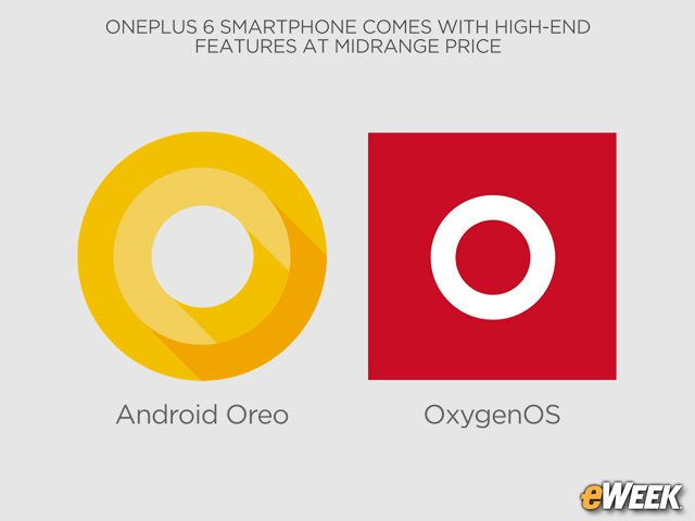 Android Oreo Is Paired With OxygenOS Interface