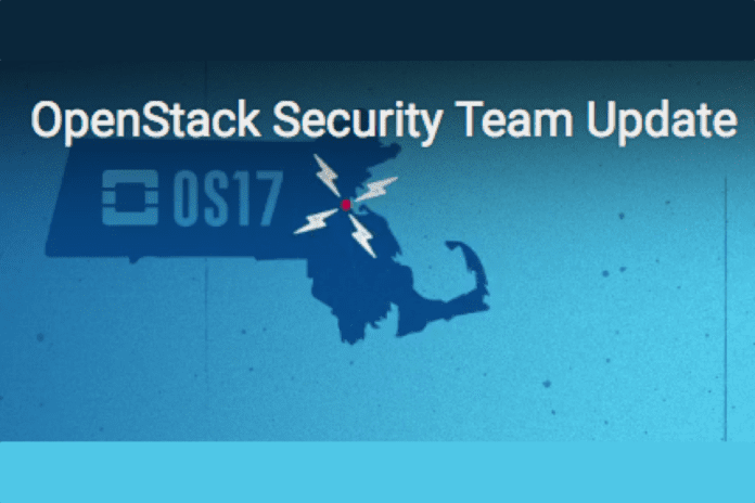 OpenStack Security
