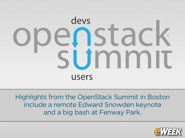 OpenStack Summit Showcases Innovations in the Open Cloud
