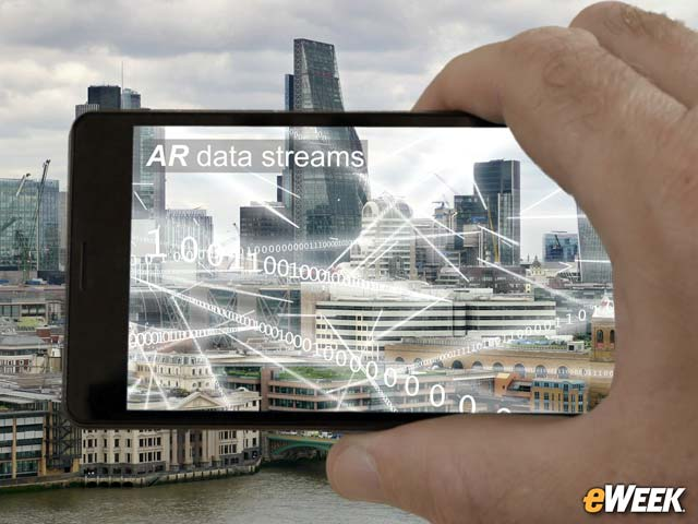 Augmented Reality Could Also Be On the Agenda