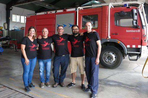 Prometeo.truck.firefighters